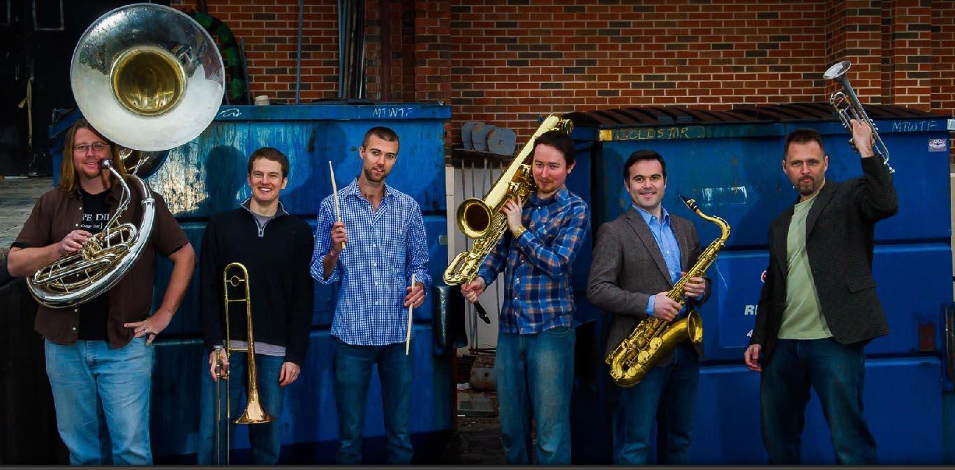boyd street brass jazz okc